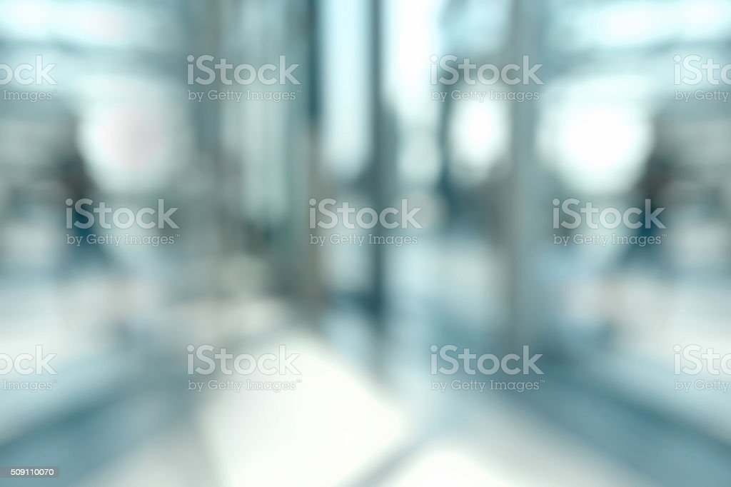 Blurred office background royalty-free stock photo