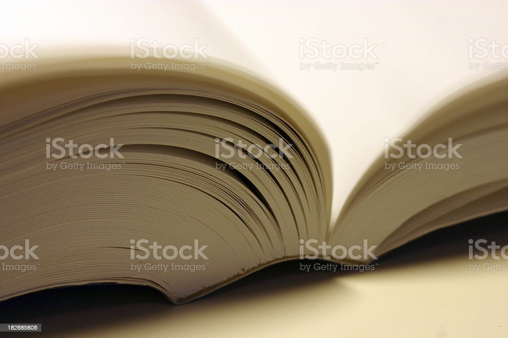 blurred page royalty-free stock photo