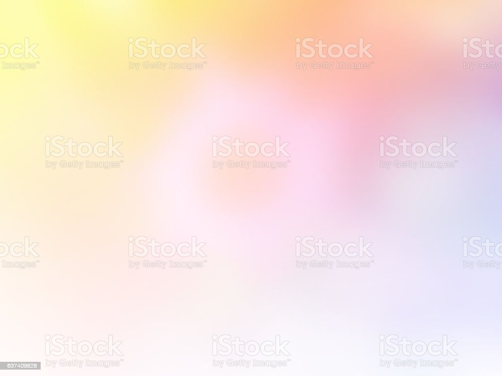 Blurred Pastel Color Background Abstract Gradient Desktop Wallpaper Royalty Free Stock Photo