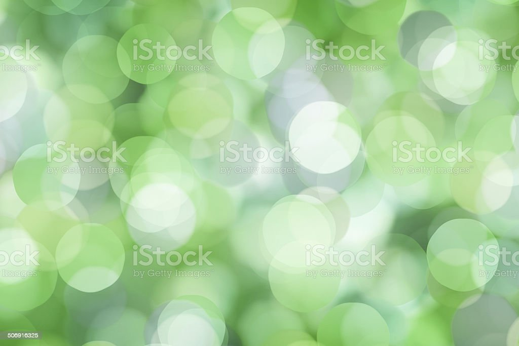 blurred pastel dots stock photo