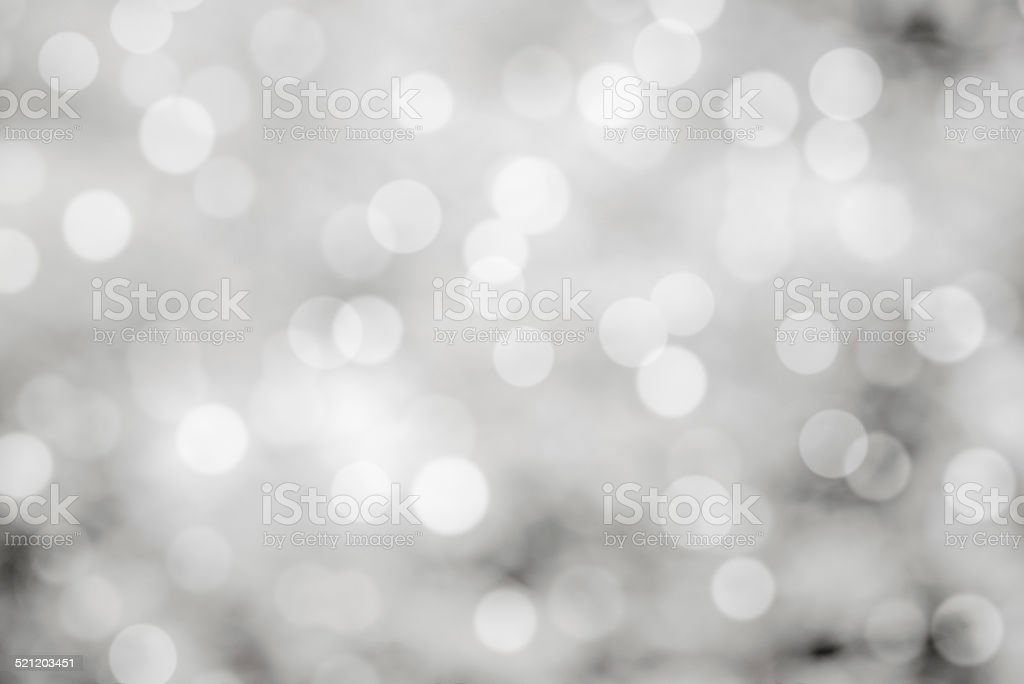 blurred silver background stock photo