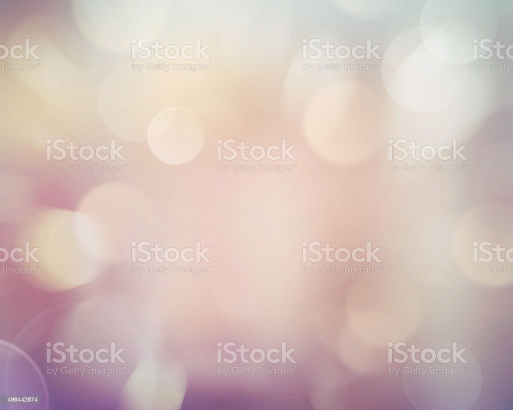 Blurred soft holiday background. stock photo