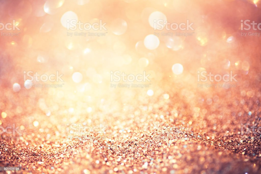 Blurred sparkle sand background stock photo