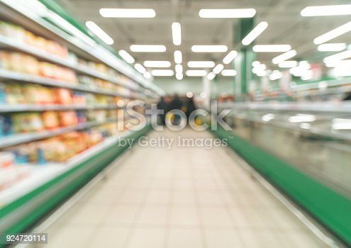 968898244 istock photo blurred supermarket aisle 924720114