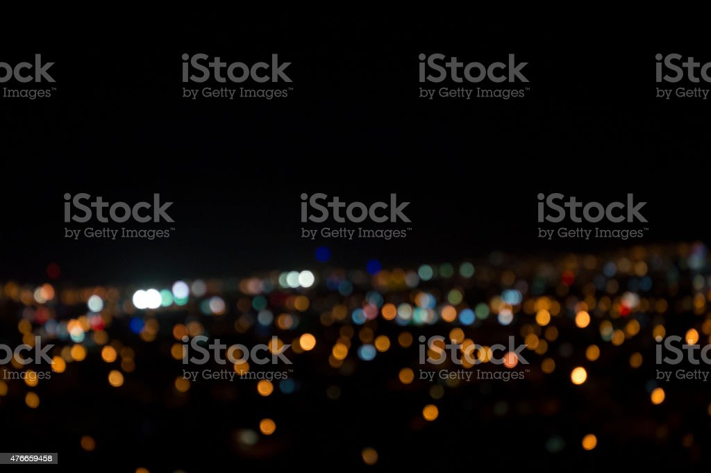 Blurred View stock photo