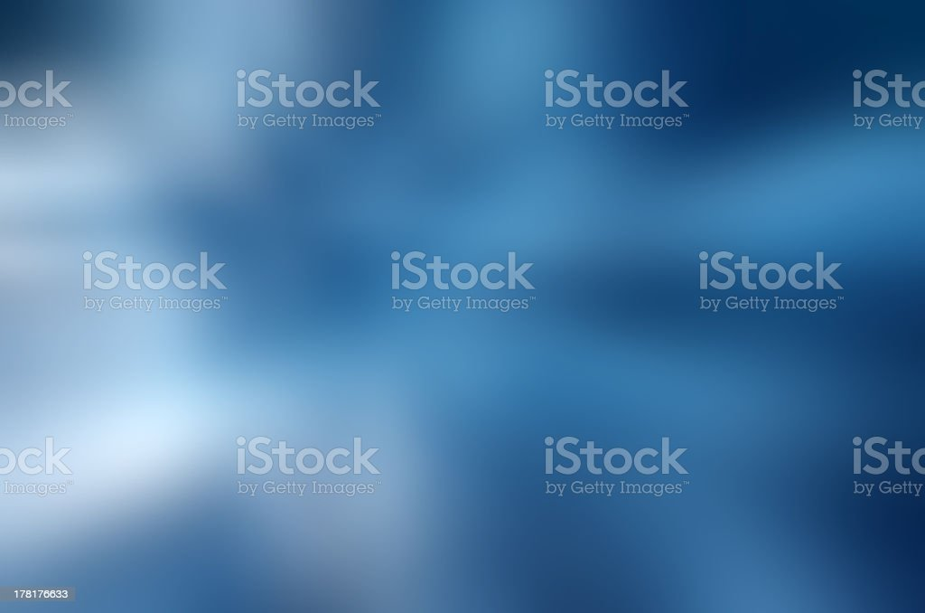 Blurry Blue Background royalty-free stock photo