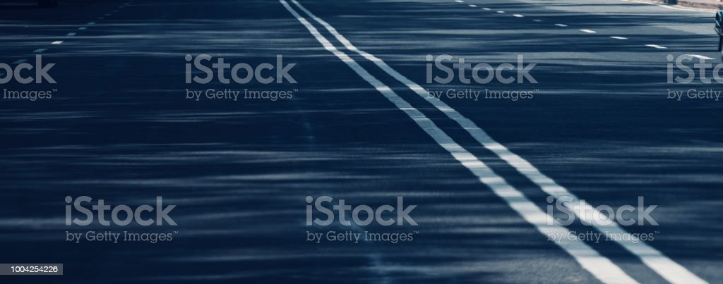 A blurry city streets isolated unique background photo stock photo