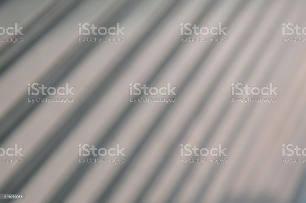 blurry iron louver door background stock photo