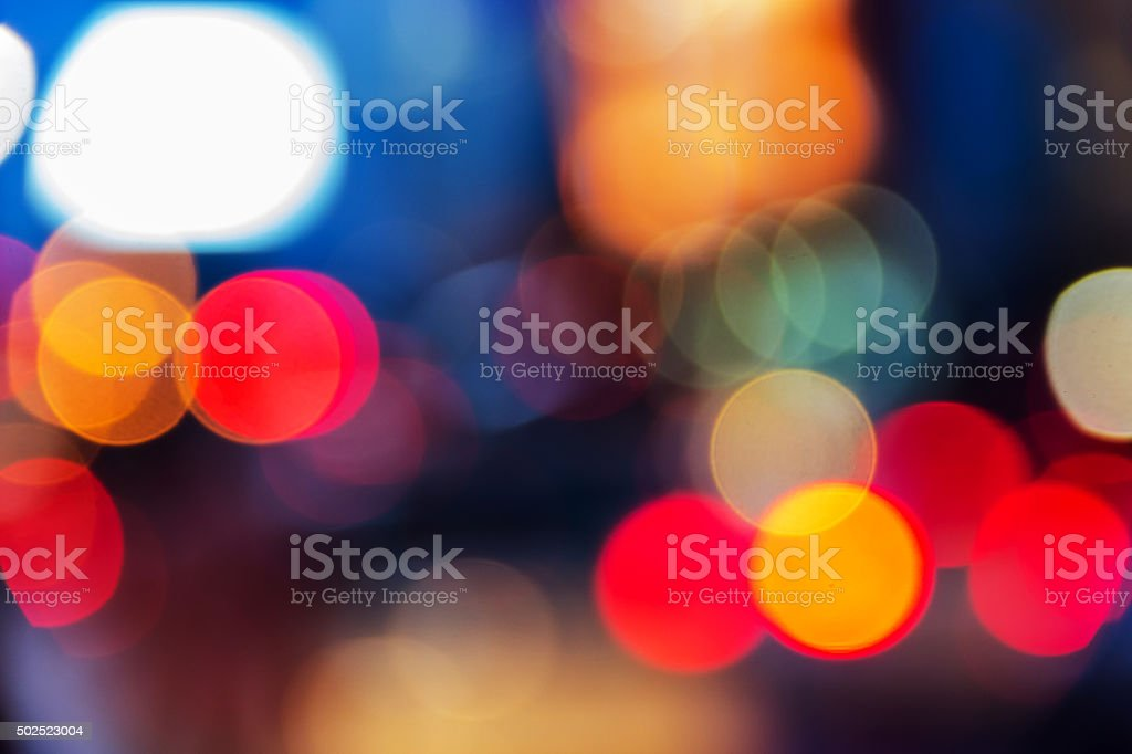 Blurry stock photo