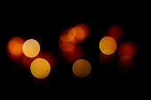 istock Blurry textured effect multicolor Defocused abstract light bokeh 821127418