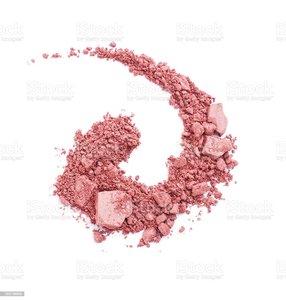 Blush stock photo
