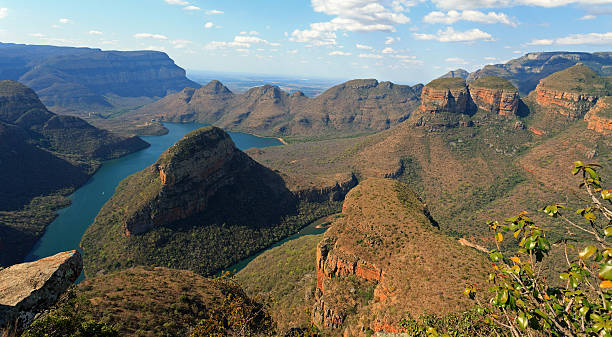 Blyde River Canyon stock photo