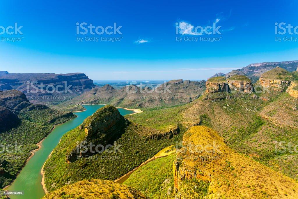 Blyde River Canyon stock photo