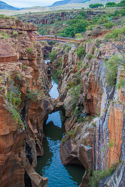 Blyde River Canyon,South Africa, Mpumalanga stock photo