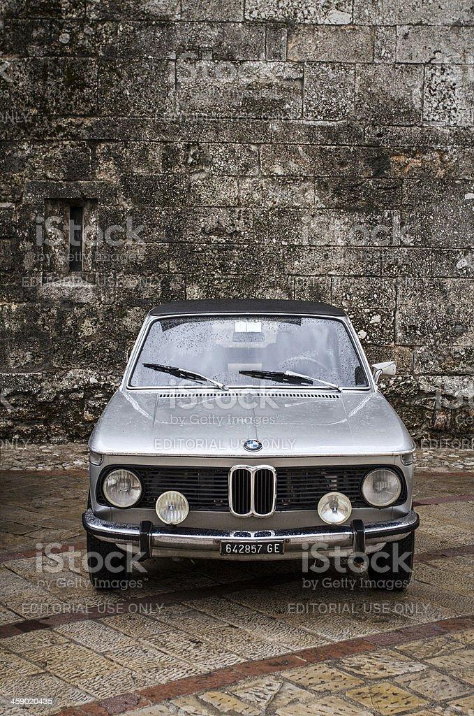 Bmw Car Vintage Classic Stockfoto Und Mehr Bilder Von Alt Istock