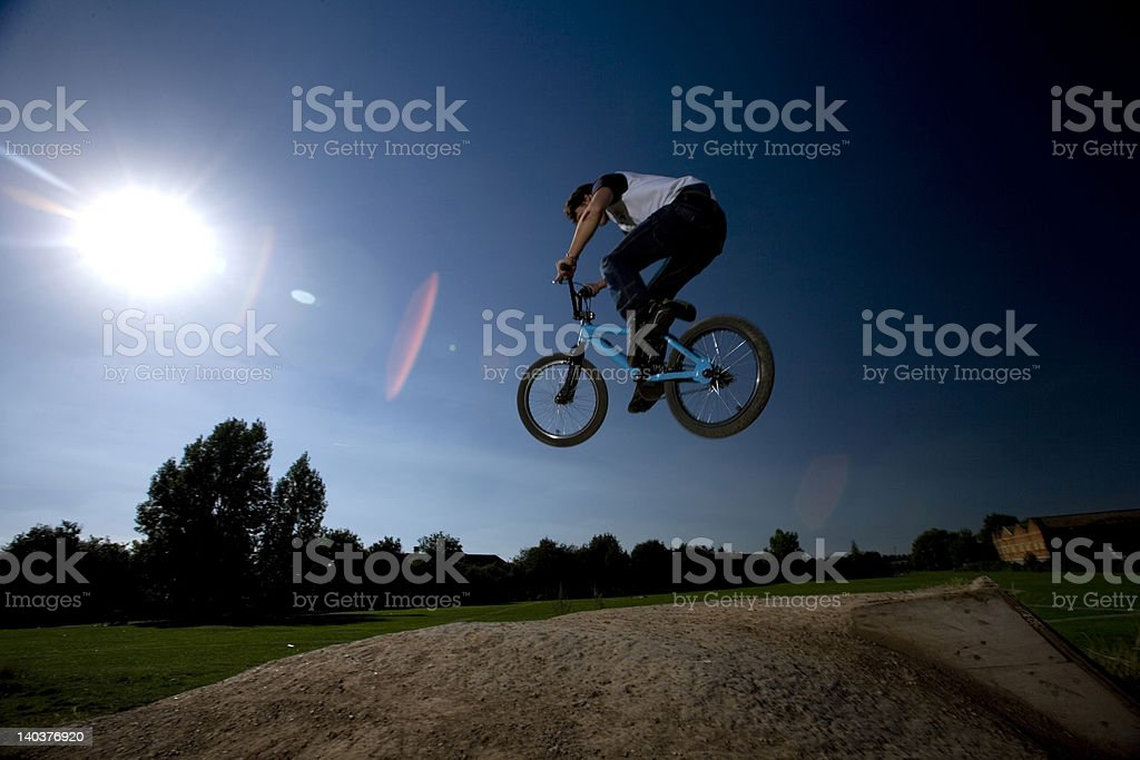 bmx01 royalty-free stock photo