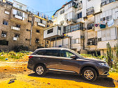 istock Bnei Brak streets, Israel 540734618