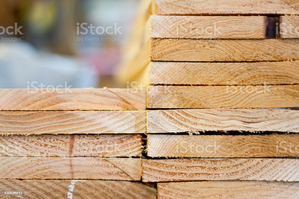 Board Construction Background stock photo