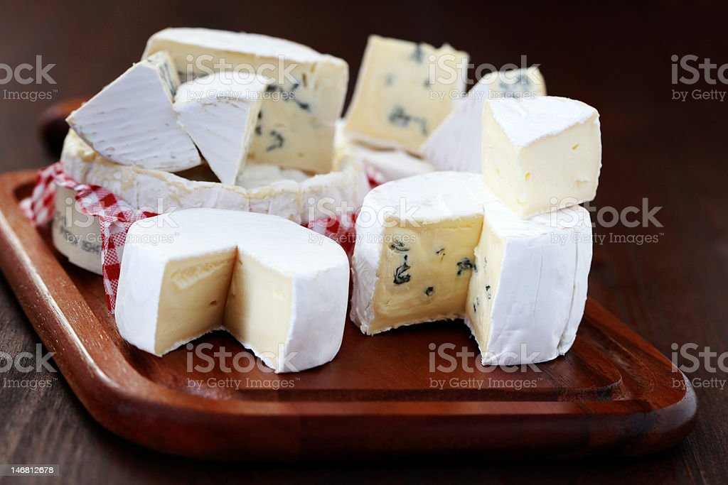 board of cheese royalty-free stock photo
