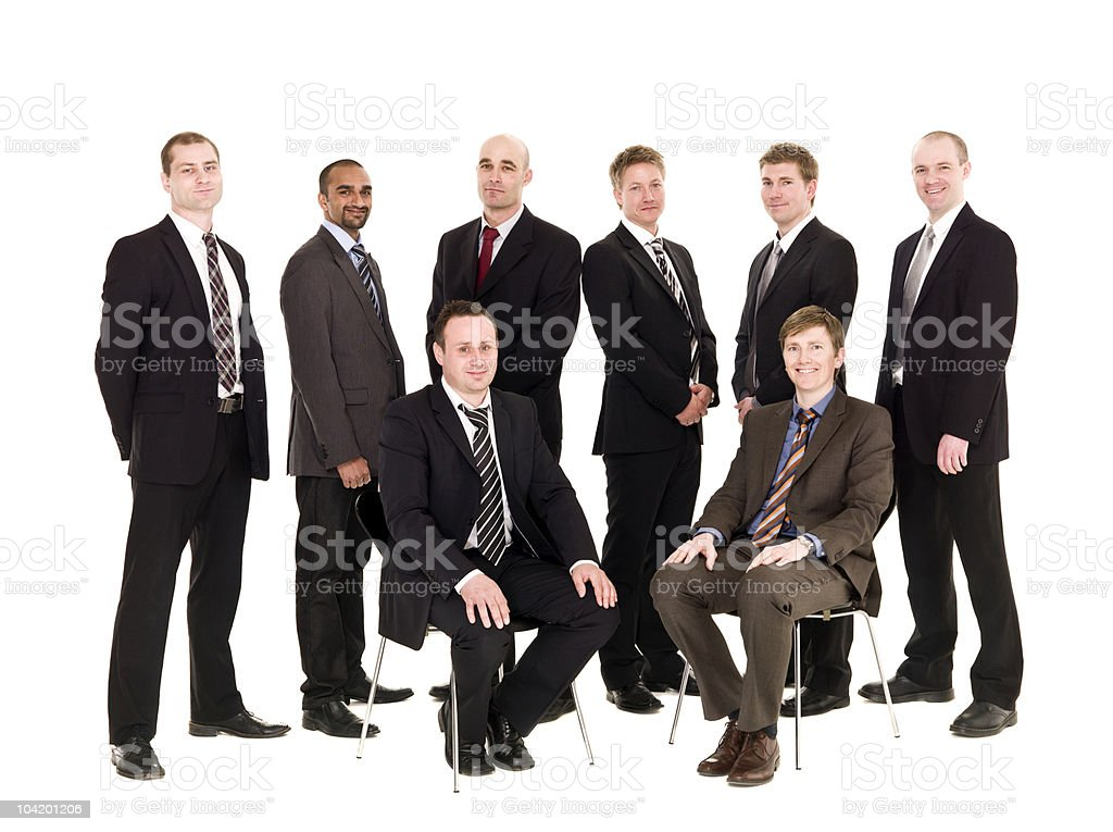 Board of Directors stock photo