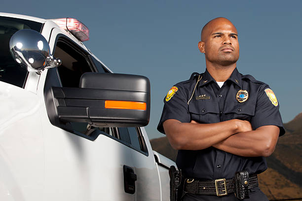 Boarder Patrol Agent  civil servant stock pictures, royalty-free photos & images