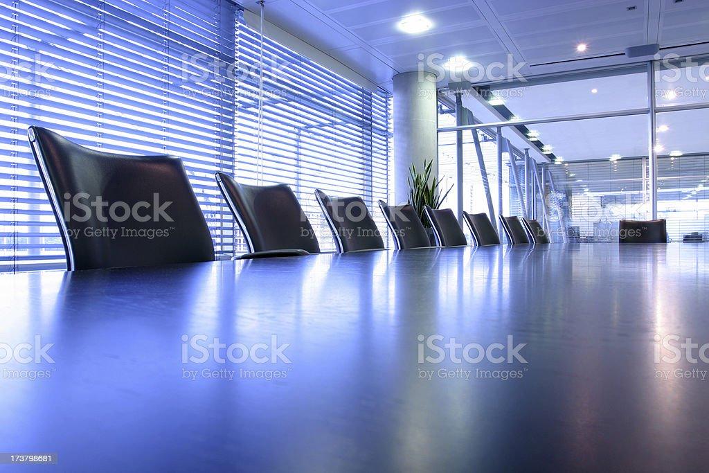 Boardroom royalty-free stock photo