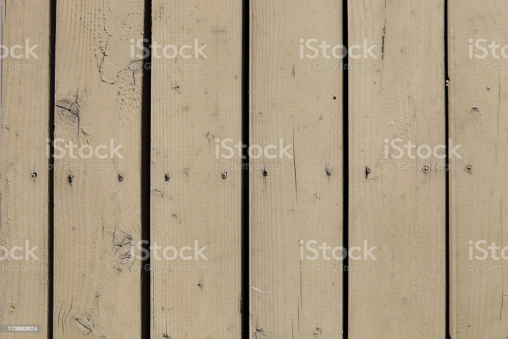 Boardwalk Patio royalty-free stock photo