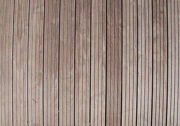 strandpromenade - terrassen deck design stock-fotos und bilder