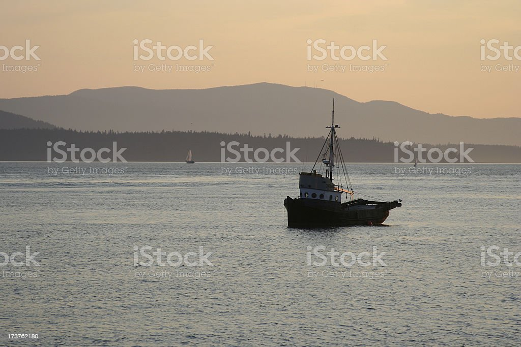 Boat 0002 royalty-free stock photo
