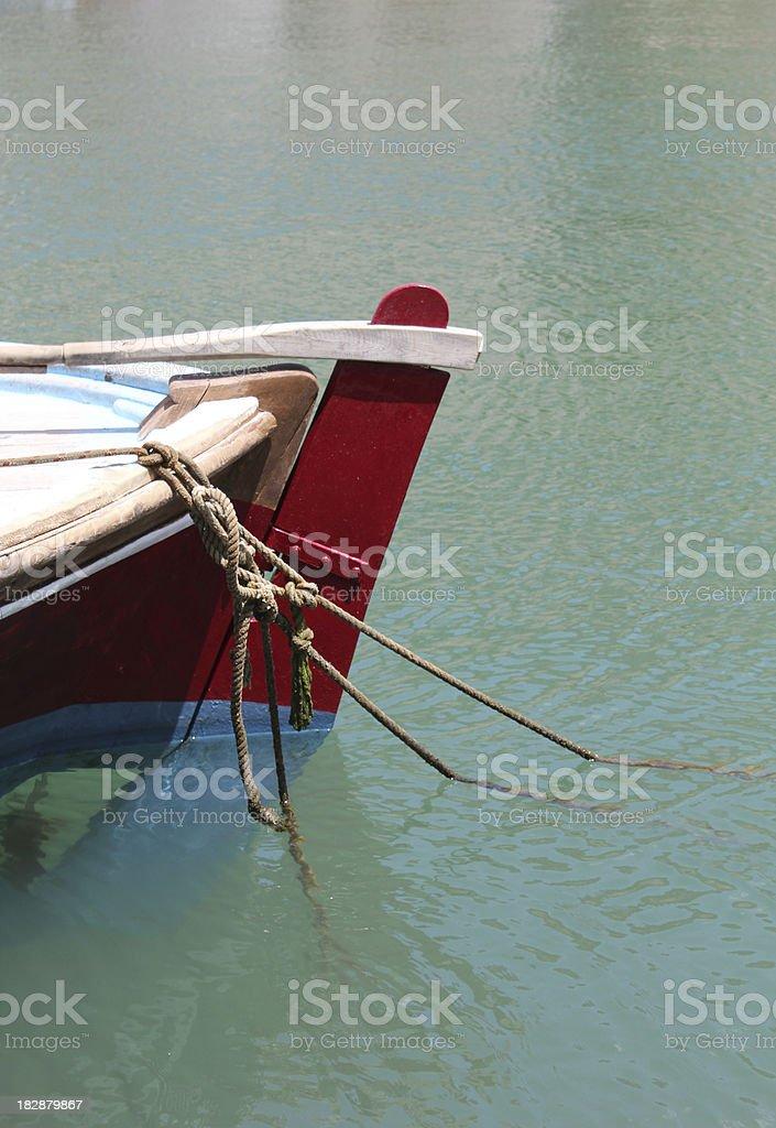 U-Boot-Ausschnitt – Foto