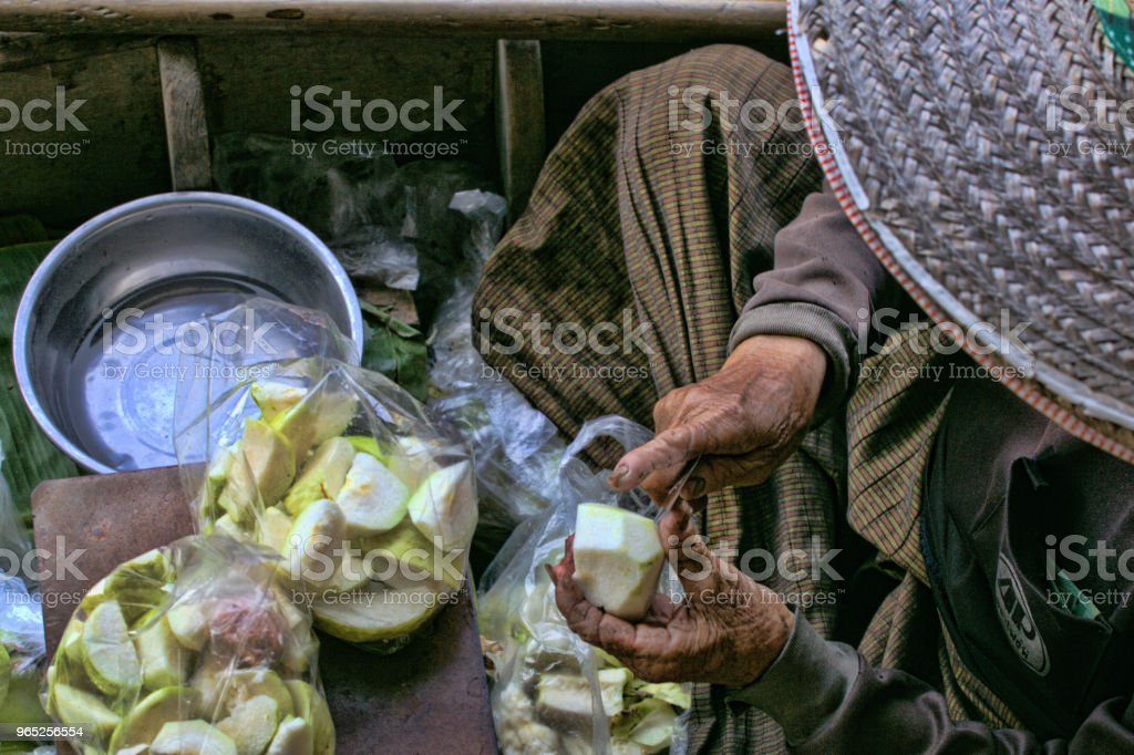 Boat food royalty-free stock photo
