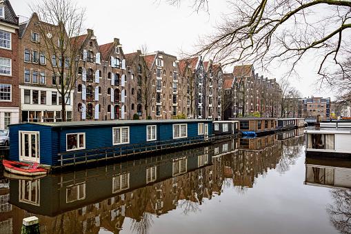 Boat House, Amsterdam, Netherlands