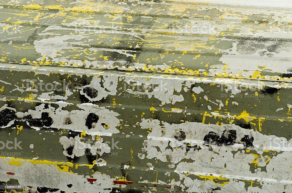 Boat Paint royalty-free stock photo