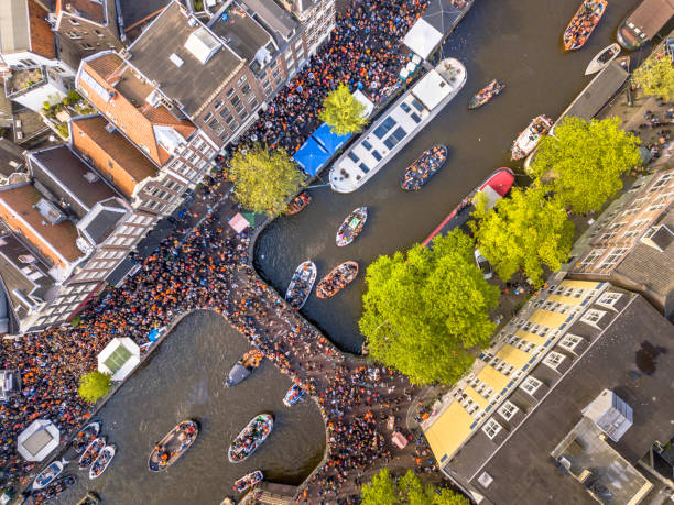 Bootsparade Kings Day – Foto
