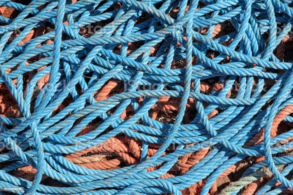 boat rope background 免版稅 stock photo