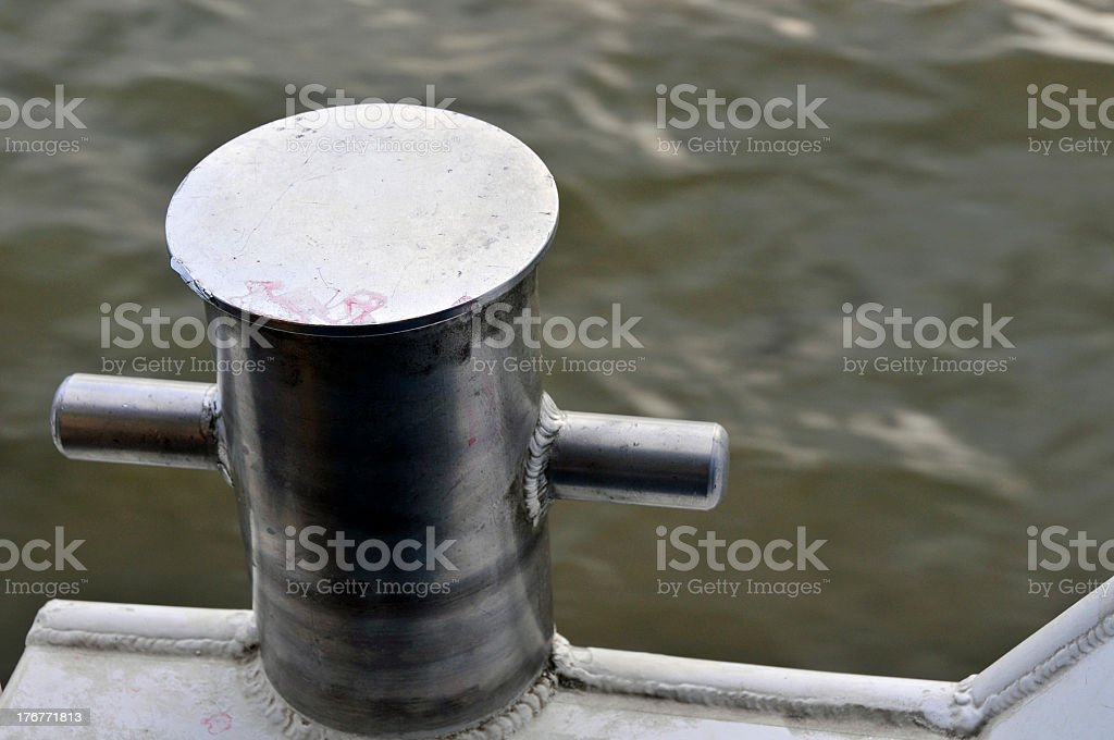 Boat Tie royalty-free stock photo