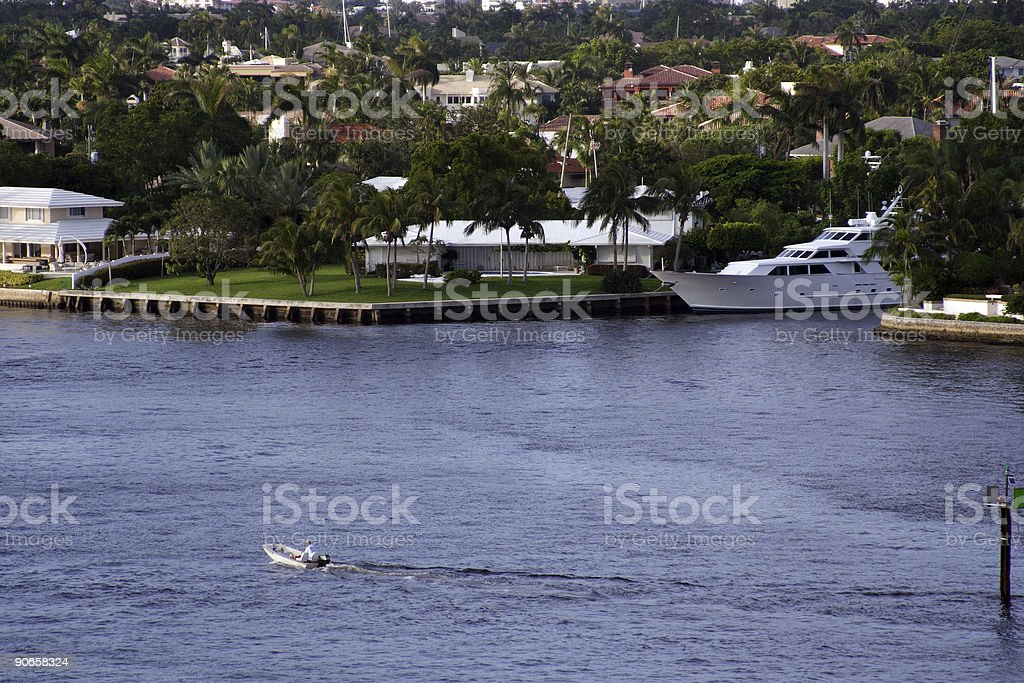 Boater 0004 royalty-free stock photo