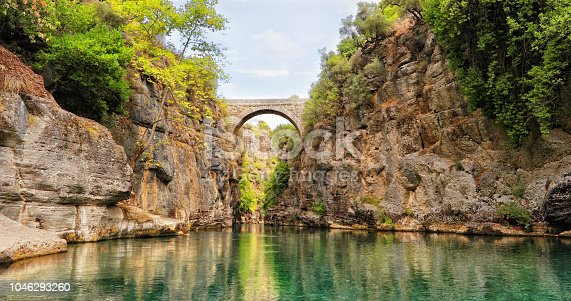 Koprulu Kanyon, Manavgat, Antalya, Turkey
