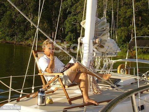 istock Boating on the Chesapeake Bay 465297598