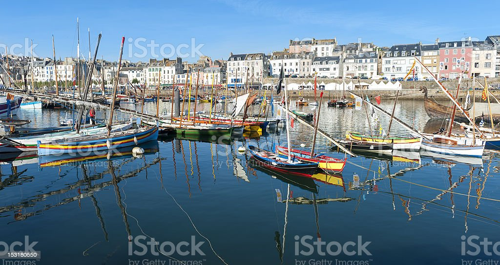 maritime festival in der Bretagne – Foto