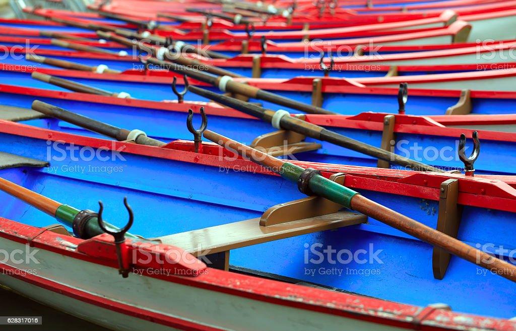 Bateaux dans le port - Photo