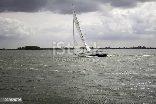 1127346848 istock photo Boats in the sea 1092626796