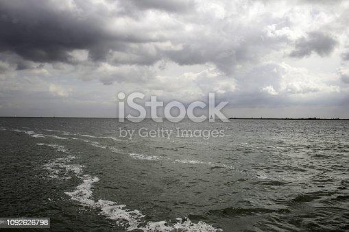 1127346848 istock photo Boats in the sea 1092626798