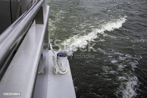 1127346848 istock photo Boats in the sea 1092626804