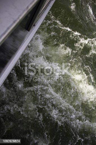 1127346848 istock photo Boats in the sea 1092626824