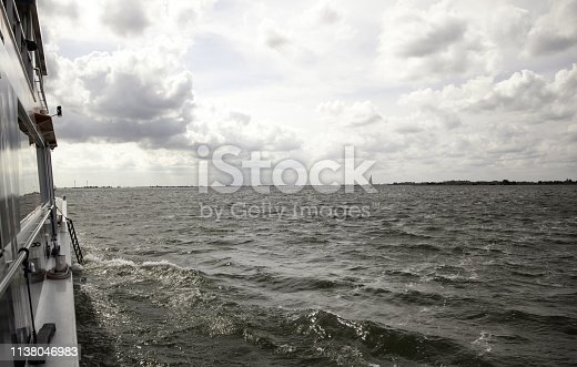 1127346848 istock photo Boats in the sea 1138046983