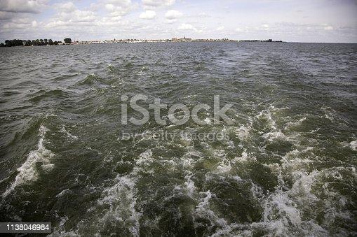 1127346848 istock photo Boats in the sea 1138046984