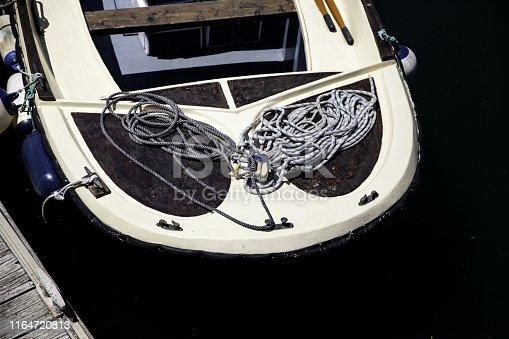 1127346848 istock photo Boats in the sea 1164720813