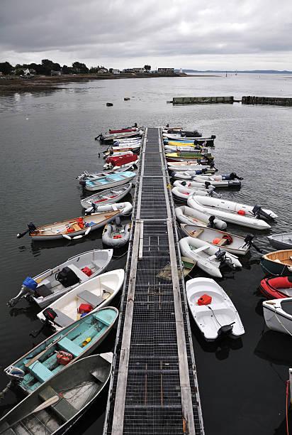 Boote von St. Andrews – Foto
