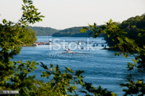 istock Boats on the St. Croix River 157678938